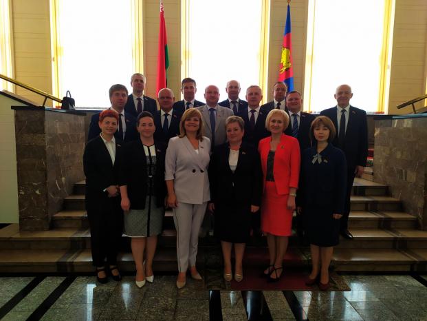 Депутаты Брестской области Палаты представителей Национального собрания РеспубликиБеларусь приняли участие в активе Брестской области